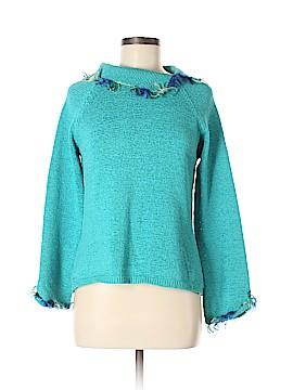 Susan Bristol Pullover Sweater Size M