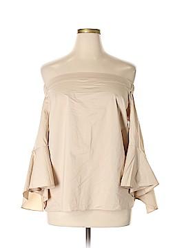 Jennifer Lopez Long Sleeve Top Size XL