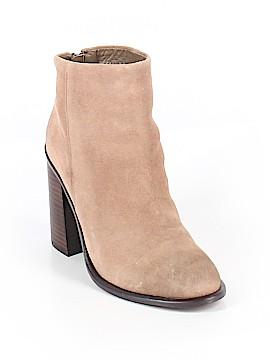 Kelsi Dagger Brooklyn Ankle Boots Size 8