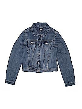 Gap Kids Outlet Denim Jacket Size 2X-large (Kids)