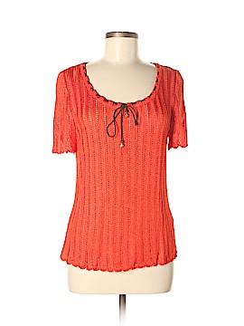 St. John Sport Pullover Sweater Size S