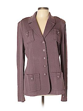 St. John Collection Wool Blazer Size 14
