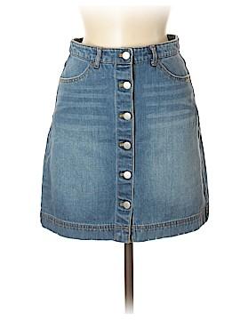 H&M Denim Skirt Size 6
