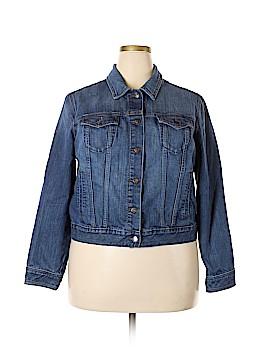 Old Navy Denim Jacket Size XXL