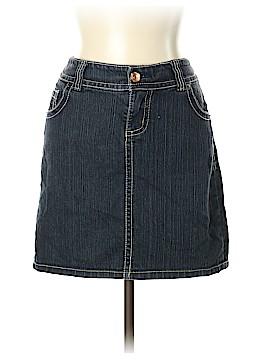 Freestyle Revolution Denim Skirt Size 12