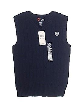 Chaps Sweater Vest Size 10 - 12