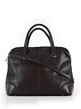 Knomo Leather Laptop Bag One Size
