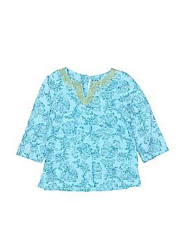 Calypso St. Barth 3/4 Sleeve Blouse Size 12 mo
