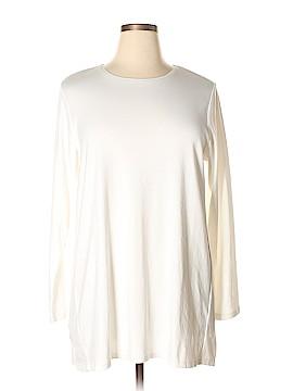 J.jill Long Sleeve Top Size 2X (Plus)