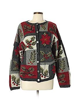Nomadic Traders Wool Cardigan Size L