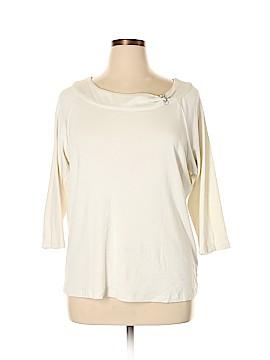 Rafaella Pullover Sweater Size 3X (Plus)