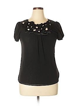 Vivienne Tam Short Sleeve Top Size L