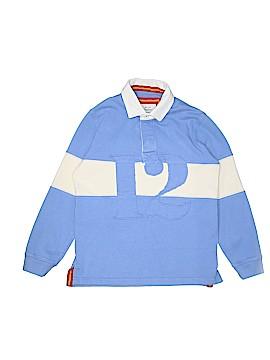 Mini Boden Long Sleeve Polo Size 11 - 12
