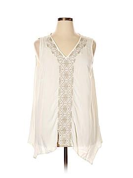 Style&Co Sleeveless Blouse Size XL