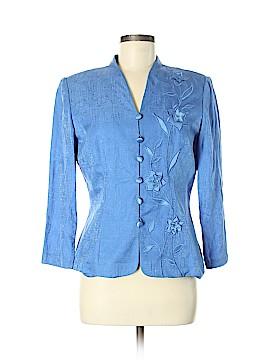 Adrianna Papell Silk Blazer Size 10