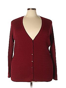 Jones New York Cardigan Size 3X (Plus)