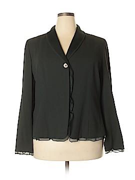 Anne Klein Wool Blazer Size 16W