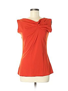Susana Monaco Short Sleeve Top Size L