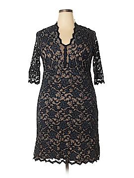 Karen Kane Cocktail Dress Size 1X (Plus)