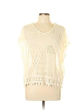 Xhilaration 3/4 Sleeve Blouse Size L