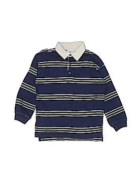 Kitestrings Long Sleeve Polo Size 4