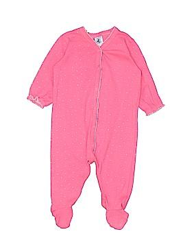 Petit Bateau Long Sleeve Outfit Size 6 mo