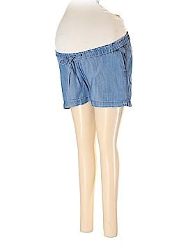 Jessica Simpson Khaki Shorts Size M (Maternity)