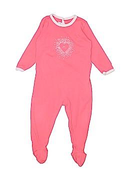Petit Bateau Long Sleeve Outfit Size 18 mo