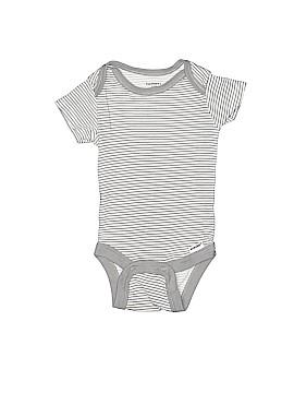 Gerber Short Sleeve Onesie Size 0-3 mo