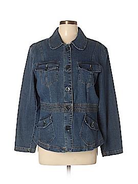 Northcrest Denim Jacket Size L