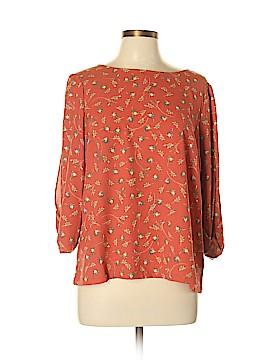 LC Lauren Conrad 3/4 Sleeve Blouse Size L