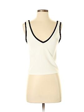 Zara TRF Sleeveless Blouse Size S