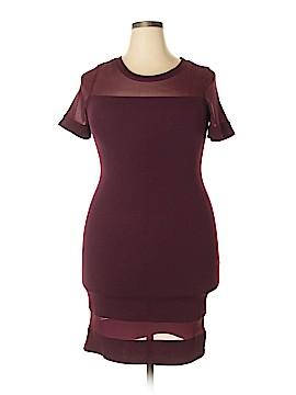 Bozzolo Casual Dress Size 1X (Plus)