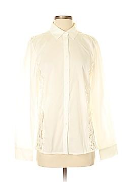 Sundance Long Sleeve Blouse Size M