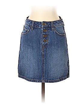 Volcom Denim Skirt Size S