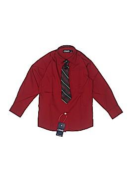 Chaps Long Sleeve Button-Down Shirt Size 5