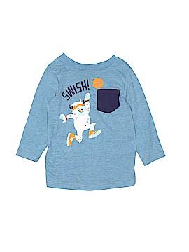Cat & Jack Long Sleeve T-Shirt Size 24 mo