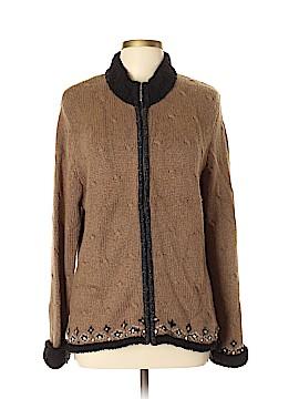 Nomadic Traders Silk Cardigan Size XL