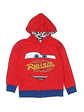 Disney Zip Up Hoodie Size 7/8