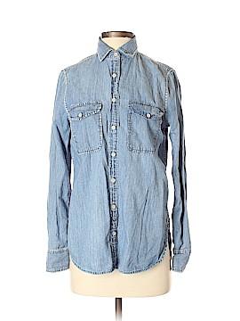 J. Crew Long Sleeve Button-Down Shirt Size XXS