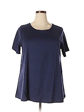 Roaman's Short Sleeve T-Shirt Size 18 (L) (Plus)