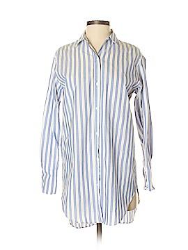 Trafaluc by Zara Long Sleeve Button-Down Shirt Size XS
