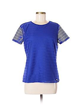 Calvin Klein Short Sleeve Blouse Size M