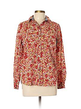 Talbots Long Sleeve Button-Down Shirt Size 12