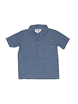 Billabong Short Sleeve Polo Size 3T