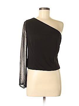 Kay Unger Long Sleeve Blouse Size 12