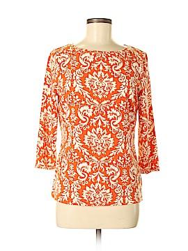 Talbots 3/4 Sleeve T-Shirt Size M