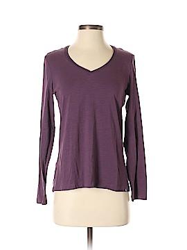 Eddie Bauer Long Sleeve T-Shirt Size S (Petite)