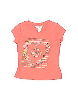 Guess Short Sleeve T-Shirt Size 4T