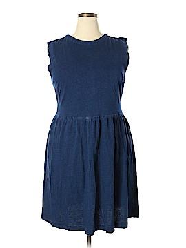 Sociology Casual Dress Size 2X (Plus)